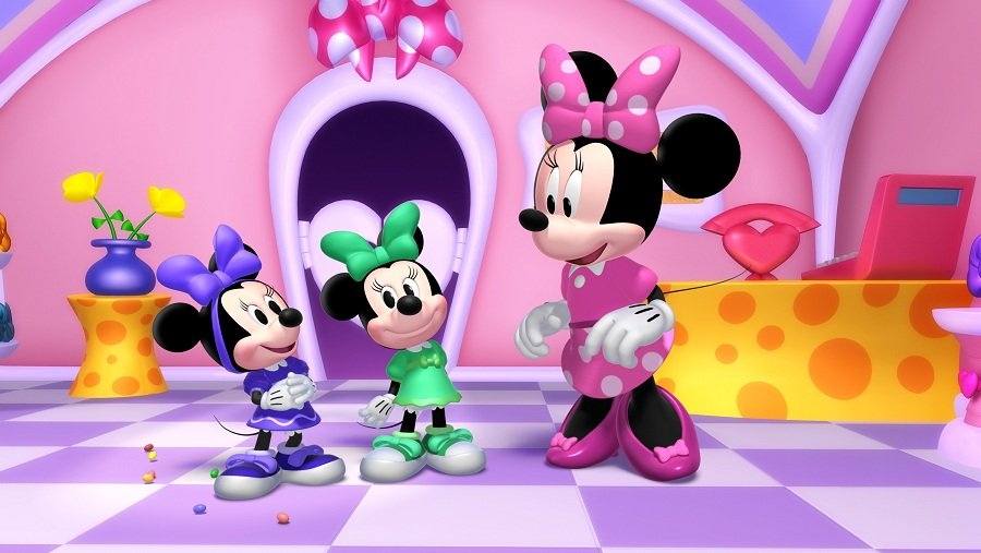 Global Icon Minnie Mouse Ventures Alone For The First Time Ever To Launch Her Very Own TV Show Minnies Bow Toons On 18th November At 1050am Disney