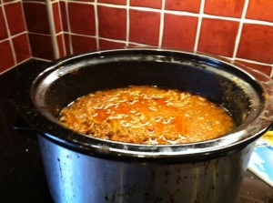 rapid ragu of slow cooked ragu recipe ideal for busy mums.