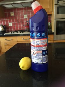 cleaning products chemicals and allergies
