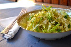 cabbage salad easy & healthy
